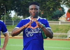Olakunle Olusegun bags brace on his league debut for Fremad Amager