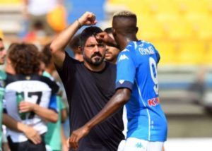 Victor Osimhen has the mind of a 40 year old man: Gattuso
