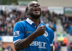 Victor Moses donates £20,000 to help struggling former club Wigan