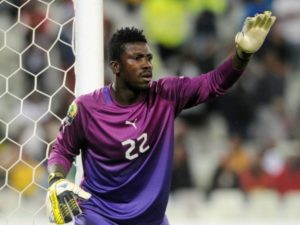 Wikki Tourists sign Ghanaian goalkeeper Steven Adams