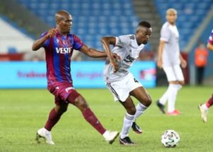 Anthony Nwakaeme Trabzonspor suffer opening day embarrassing defeat to Besiktas in the Turkish Super Lig