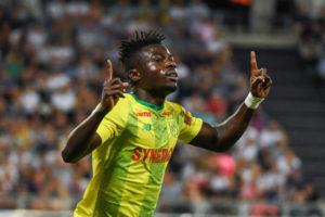 Nigerian international Simon Assist In Nantes' Derby Win Over Bordeaux