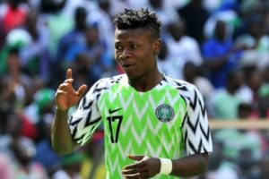 Rohr backs Samuel Kalu to rediscover best form at Bordeaux