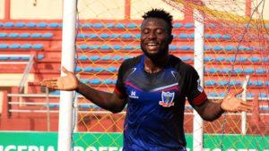 Nigerian forward Okpotu emerges as topscorer in Tunisian league