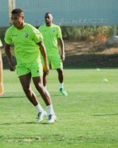 Spanish-born forward Carlos Kevin Omoruyi hoping to get Super Eagles call-up