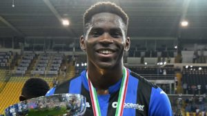 Nigerian and Atalanta defender Caleb Okoli joins SPAL