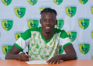 Former Shooting Stars Striker Sunday Adetunji Joins Plateau United