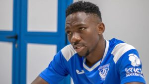 Leganes not ready to listen to loan offers for Nigerian defender Omeruo