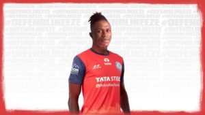 Stpehen Eze reveals manager's influence in move to Indian side Jamshedpur FC