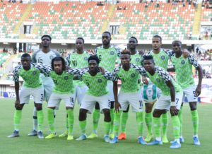 Nigeria ranks 29th best in the FIFA World Ranking