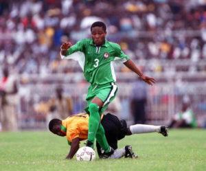 Udeze calls for Super Eagles Hall of Fame