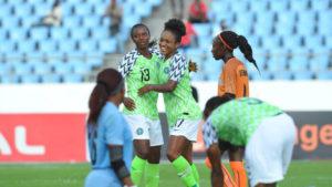NFF Veep Seyi Akinkunmi pledges support for development of women's football
