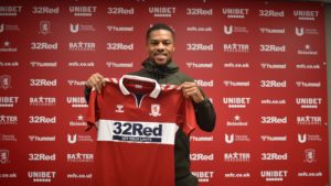 Middlesbrough snatch Ex-Arsenal forward Chuba Akpom from Greek side