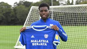 Nigerian forward Sheyi Ojo joins Cardiff City