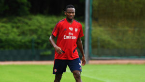 Former Golden Eaglets forward Nwakali disappointed with Nigerian fans