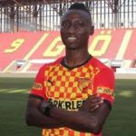 Nigerian midfielder Nwobodo joins Turkish side Goztepe