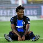Club Brugge forward Okereke tests positive for Corona Virus