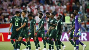 Fifa release latest ranking as Rohr men drop three places
