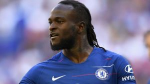 Nigerian winger Victor Moses axed from Chelsea first-team squad