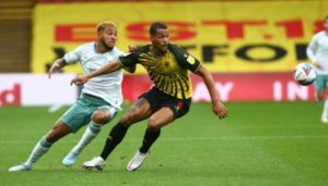 William Troost-Ekong disappointed with Watford's draw vs Bournemouth