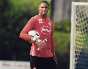 I will do my best to become Nigeria's number one keeper: Okoye