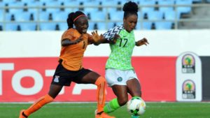FIFA, CAF send birthday wishes to Super Falcons winger Ordega