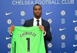 Chelsea announces exit of Nigerian Goalkeeper Kelechi Chibueze