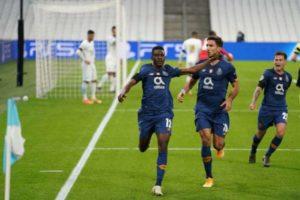 Nigeria international Zaidu Sanusi nets maiden Champions League goal in Porto's win over Marseille