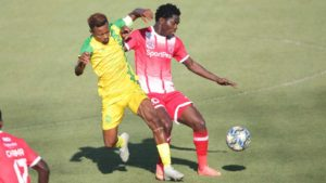 Simba stun Plateau United as Tanzanian Side  secure first leg advantage