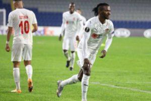 Nigeria international Kayode scores fourth Europa league goal of the season