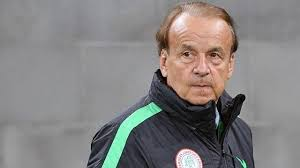 Ex Super Eagles stars call for Gernot Rohr's sack