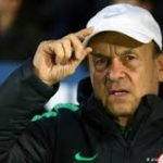 Pinnick steps in to quell mutiny against Super Eagles coach Gernot Rohr
