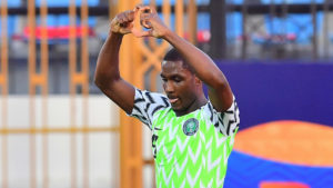 Waidi Akanni calls for Odion Ighalo recall into Super Eagles