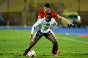 Ghazl El-Mahalla Signs Nigerian Forward Moses