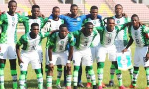 Flying Eagles battle Ghana for semifinal spot