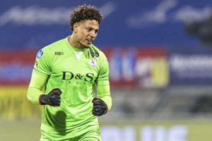 Okoye targets third clean sheet in five league games for Sparta