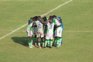 U-20 AFCONQ: Flying Eagles face exit after 1-0 defeat vs Ghana