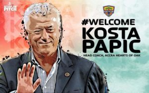 Ghanaian Gaint Hearts of Oak resign Ex-Enyimba coach Papic