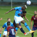 Osimhen not fit for Napoli's weekend clash against Crotone