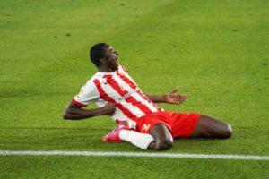 Siasia backs Umar Sadiq for Super Eagles call-up