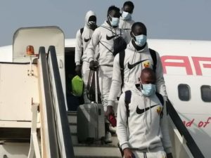 Al Merreikh Arrives  in Nigeria for Enyimba showdown