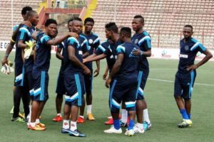 Rivers United beats  Bloemfontein Celtics in CAF Confederation qualifier
