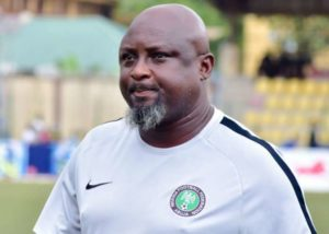 Akwa United boss concerned about team's attack