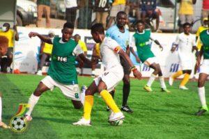 Golden Eaglet held Black Starlets in preparatory game ahead of WAFU B U17 Cup
