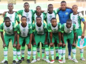 Golden Eaglets tackle Burkina Faso for final ticket In the WAFU B tourney