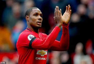 Exclusive! Ighalo bid farewell to Manchester United as his year-long loan spell ends
