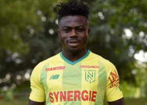 Moses Simon not fit for Lens clash: Nantes Boss