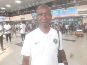 Golden Eaglets: Our focus is to beat Ivory Coast on Wednesday – Amoo