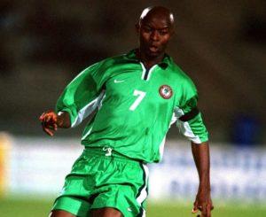Finidi George reamains hopeful of coaching Super Eagles
