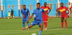 CHAMPIONS LEAGUE EXIT DAMPENS MBAOMA'S BRACE
